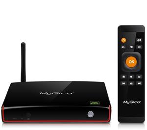 MyGica ATV1800 2K/4K HD Android OS Smart TV Box